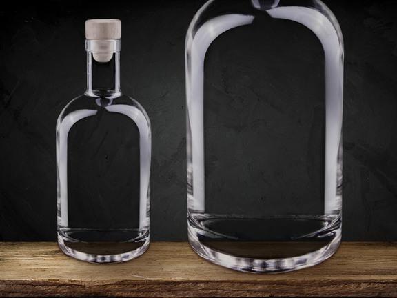 Flasche Mit Gravur Flaschen Individuell Gravieren Lassen